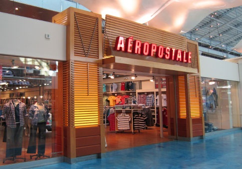 Aeropostale store front | Store Brands that I LOVE | Mall ...