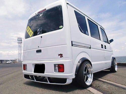 Suzuki Vanvanreview