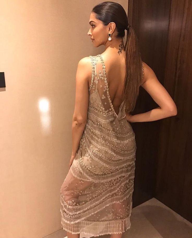 Deepika Padukone in Sabyasachi for #xXx3 India promotions❤️