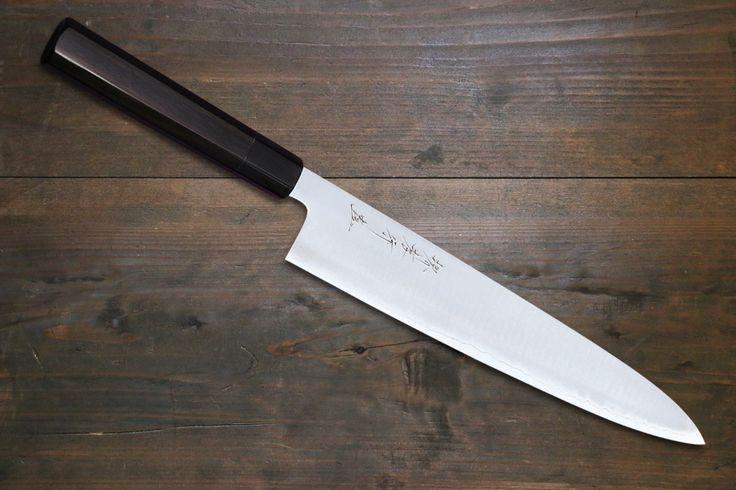 Sakai Takayuki Silver Steel No.3 Japanese Gyuto Chef's Knife