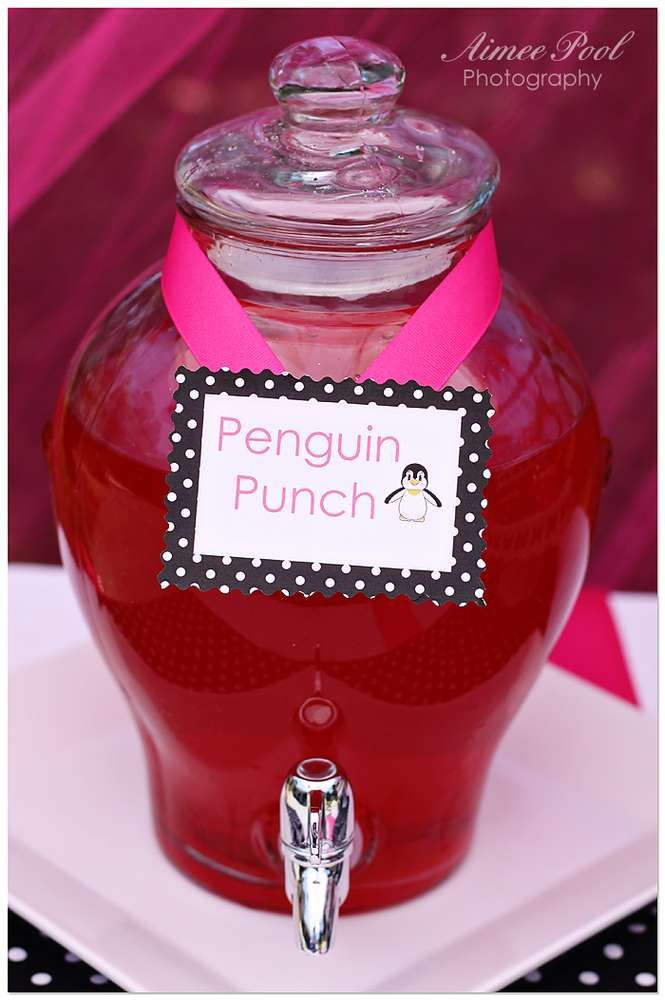 Penguin Birthday Party Ideas | Photo 6 of 17 | Catch My Party