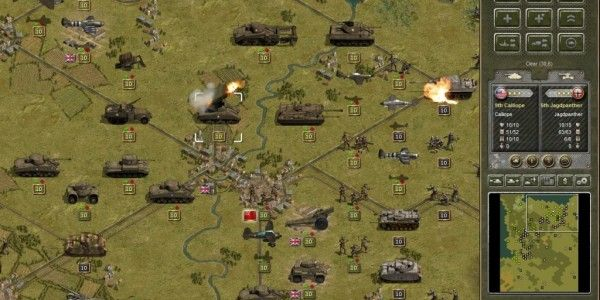 Following in the footsteps of the SSI masterpiece Panzer General, Panzer Corps offers a captivating level of engagement and strategic depth http://downloadgamestorrents.com/pc/panzer-corps-allied-corps-pc.html - free download