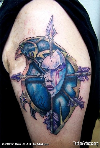 Wow Druid Tattoo 37 best World o...