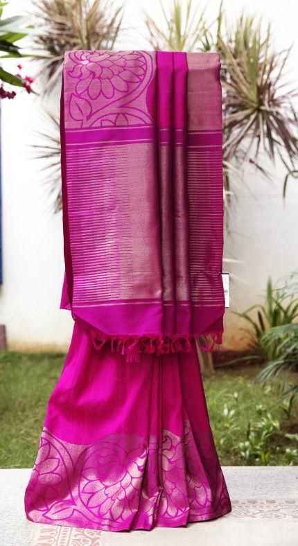 Kanchivaram Silk SAS566R018 | Lakshmi.co