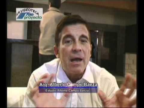 Arq. Alberto Campo Baeza en Teleproyecto -- La luz; material esencial de todo proyecto - YouTube