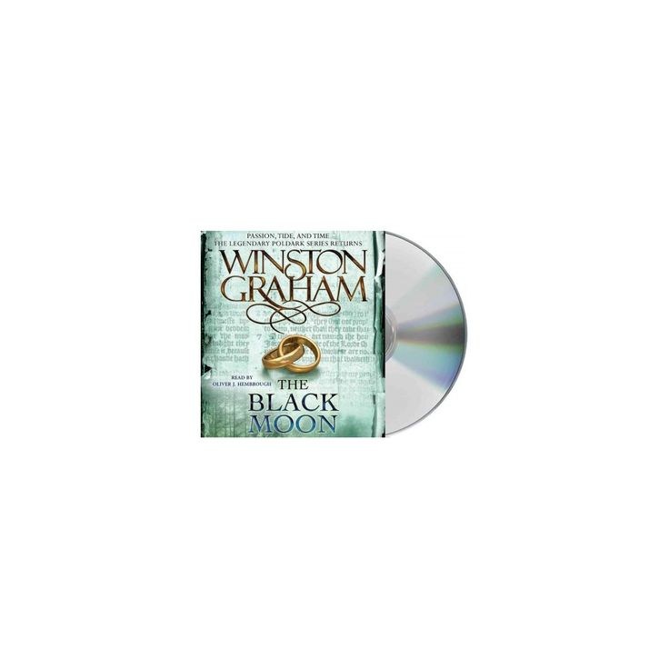Black Moon (Unabridged) (CD/Spoken Word) (Winston Graham)