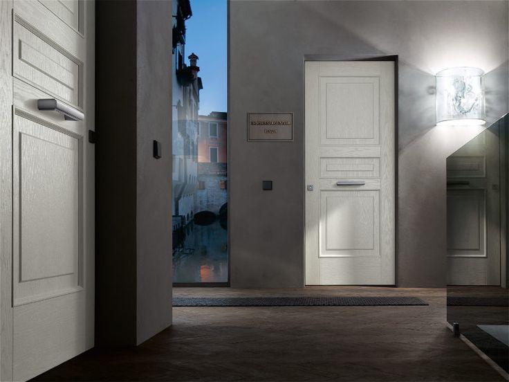 Pi di 25 fantastiche idee su porta d 39 ingresso su for Ingresso anteriore del mudroom