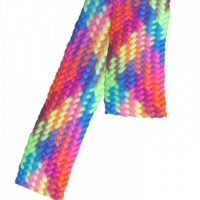 Shoe Laces - Neon Argyle (54):  $1.50