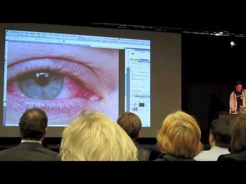 Skönhetsretusch: Anders Jensen / Moderskeppet (ögon och hår)
