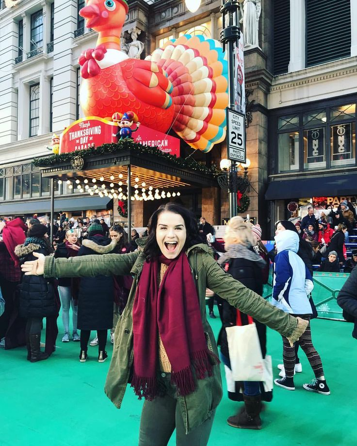 """5,485 Likes, 14 Comments - Amy Yakima (@dance10amy) on Instagram: """"Tune into the Thanksgiving parade today to watch some amazing dancers in the opening! Thanks to…"""""""