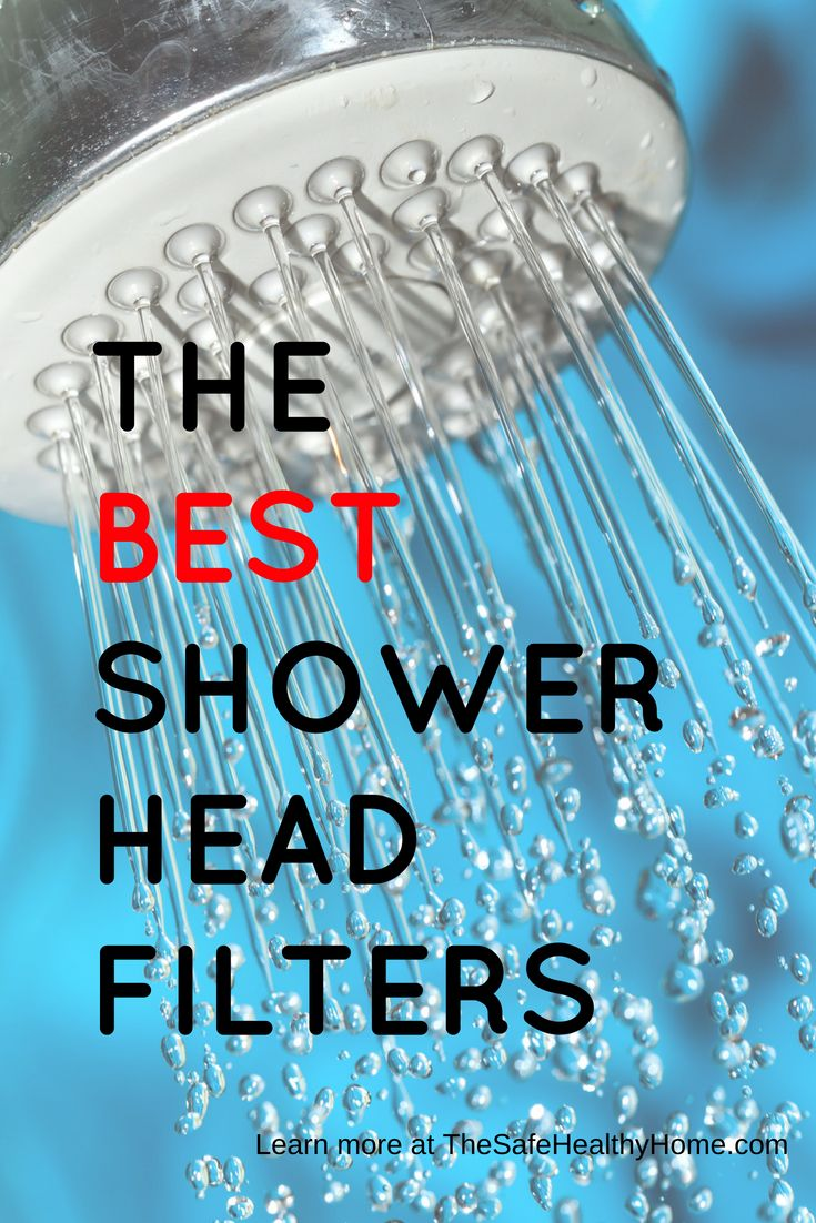 What S The Best Shower Head Filter Shower Head Filter Shower