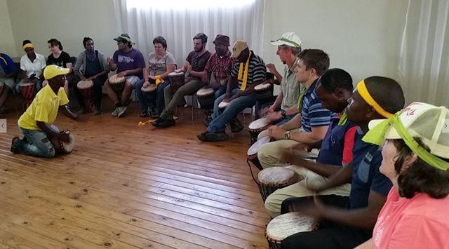 The Benefits of Group Drumming Activities #Drumming #TeamBuilding #Sandton