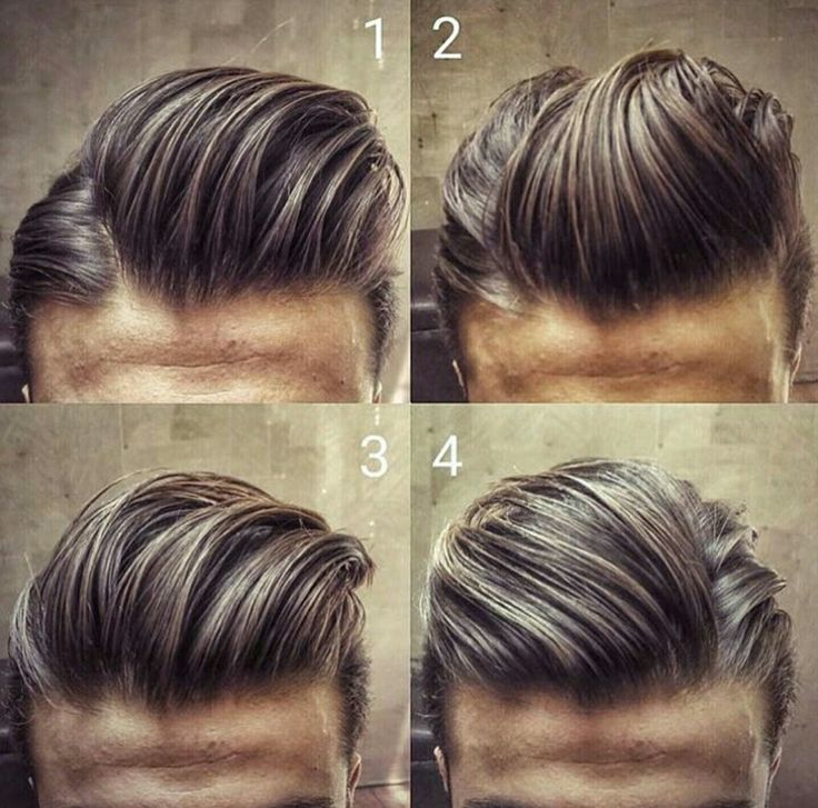 Know how they have boyfriend jeans? Well, this could be called boyfriend hair. To soften it up & make it feminine, wave the sides & play up your sideburns with curls it waves too.