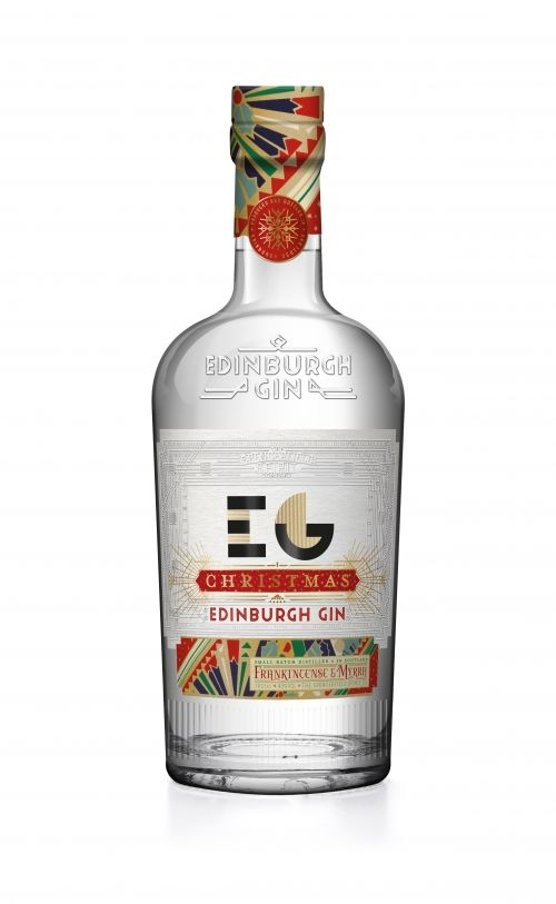 Edinburgh's Christmas Gin
