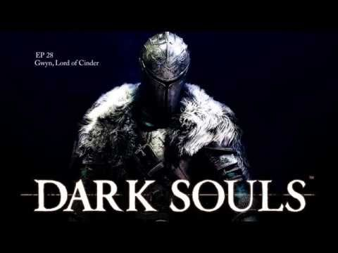 Dark Souls Ep 28 - Gwyn Lord of Cinder Gwyn is waiting.  Sam we are in need.  Open the door to the Kiln of the First Flame.  Walk on the ash.  Black Knights without body filled with colours of titanite, Black armor and Black weapons.  We see a friend, a good friend, Solaire of Astora.  We join in one last act of battle.  The party they meet.  The war is fought.  The decision is made.  The end is here.  Thanks for watching everyone.  This series has given me a great experience.  Take care and…