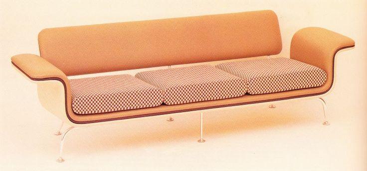 Lost Furniture Design Classics Alexander Girard Group Herman Miller Sofa