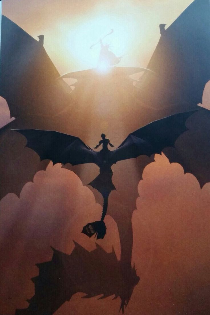 Without doubt, my favorite piece from the Art of How To Train Your Dragon 2