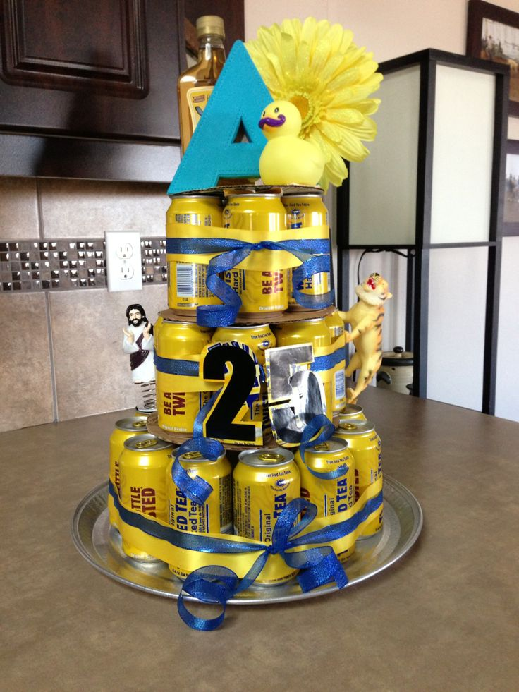 a twisted tea cake!
