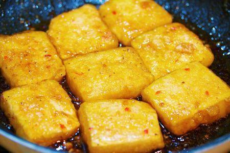 豆腐一丁で驚きの満足感『もちもち豆腐の特製うまだれステーキ』 by Yuu | レシピサイト「Nadia | ナディア」プロの料理を無料で検索