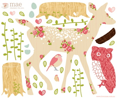 print & pattern: KIDS DESIGN - love mae