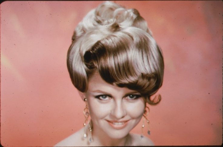pivot point in 1960s #60s #hair