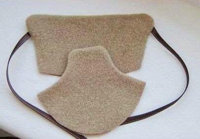 Cara Membuat Kerajinan Tangan Dari Kain Flanel   Sepatu Bayi   Inilah Kreasi Cara Membuat Kerajinan Tangan Dari Kain Flanel