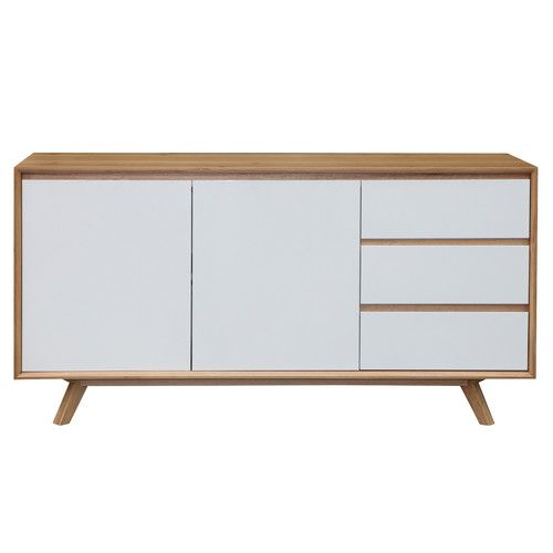 By Designs Sebel White U0026 Natural Buffet