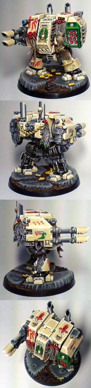 Deathwing dreadnought
