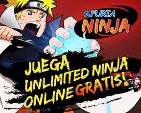 Basado en la serie manga Naruto, Furia Ninja para PC online español es un muy divertido juego de Naruto online, el cual cuenta con fantásticos combates