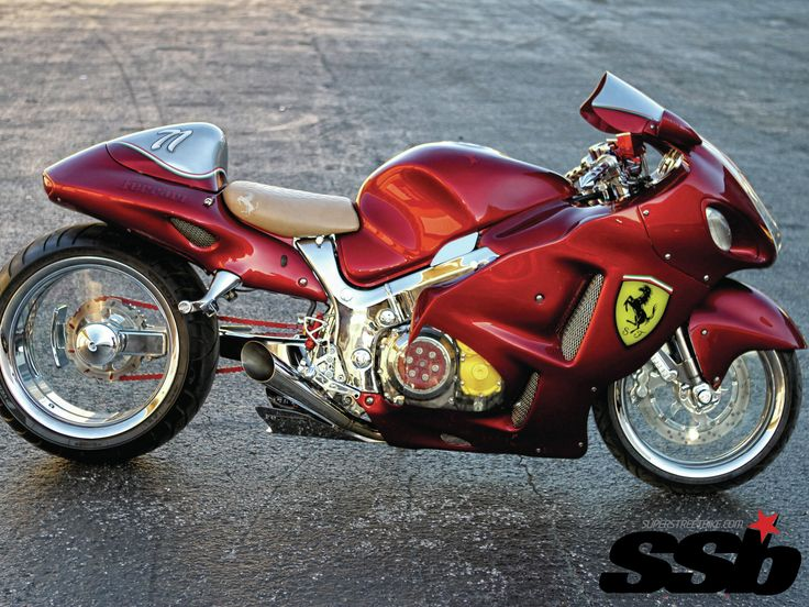 hayabusa tuning motorbikes 2560 - photo #25