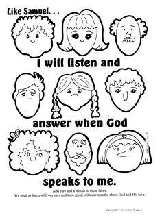 30 best SAMUEL HEARS THE CALL!!! images on Pinterest