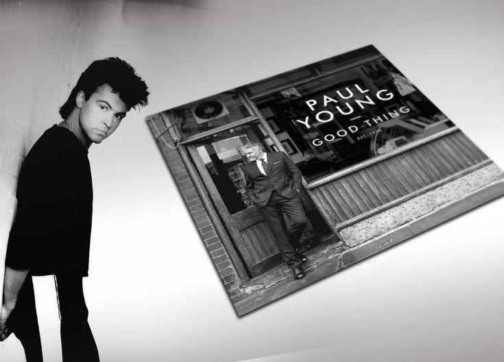 Paul Young, jedna z największych gwiazd muzyki pop lat 80., po ponad 20 latach wraca z nowym studyjnym, soulowym albumem