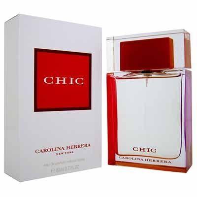Chic Eau de Parfum Feminino Carolina Herrera #212viprose #212vip #212vipperfume #perfumes #fragrance #carolinaherrera #espana