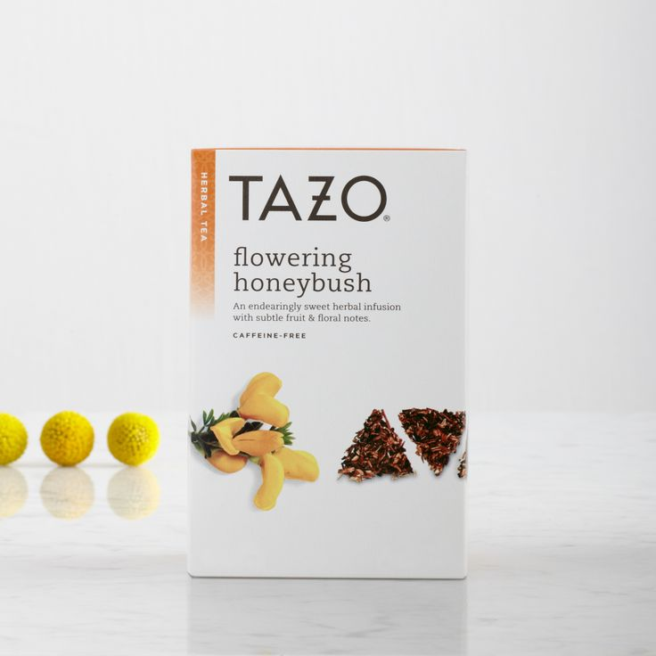 An endearingly sweet herbal infusion with subtle fruit and floral notes. #Tazo  http://www.tazo.com/Product/Detail/27