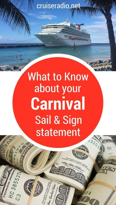 Request Your Carnival Sail and Sign Statement #carnival carnival sail & sign statement #cruise #travel cruise tips #vacation #budget #carnivalcruise