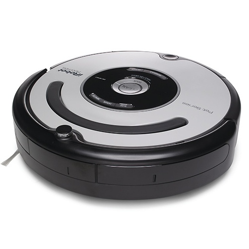 Roomba 564 pet #electrodomesticos #robotaspirador