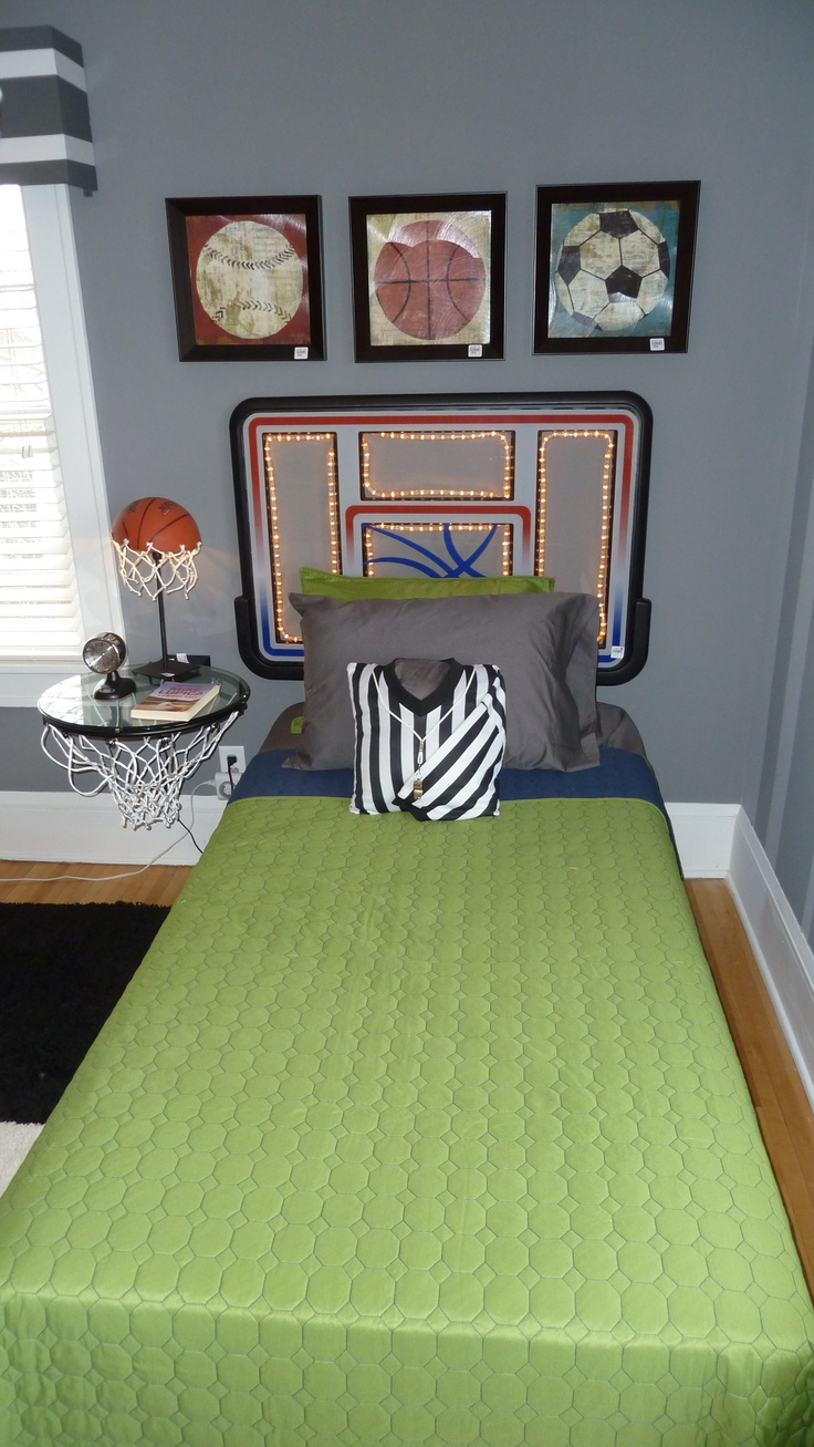 basketball decor for bedroom best 106 basketball room decor images on home 14098