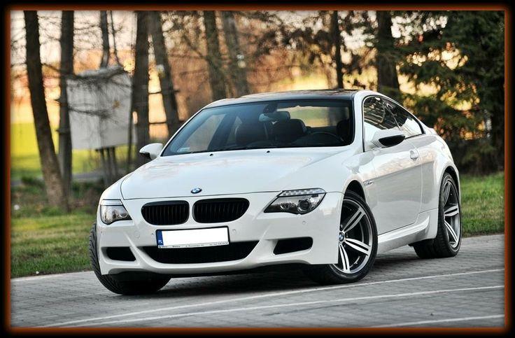 BMW M6 5.0 SMG *MEGA OPCJA* BIAŁA PERŁA UNIKAT!