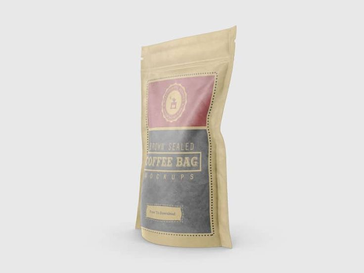 Are you working on packaging project design right now? especially coffee bag for a coffee packaging, well you should try this mockup set. With this three items of coffee bag mockup, you can show your awesome art and tell to