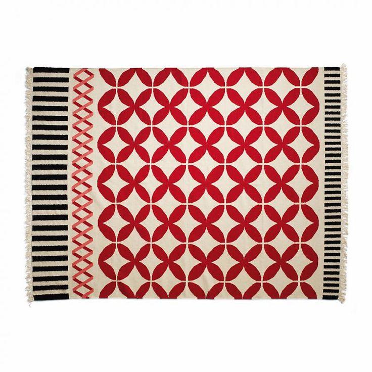 Kelim-Teppich von Sandra Figuerola. 575 €, erhältlich bei