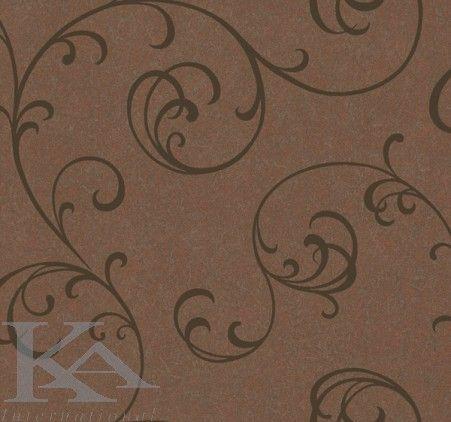 Tapet GRAPHIC SCROLL din colectia Kaleidoscope. Wallpaper.