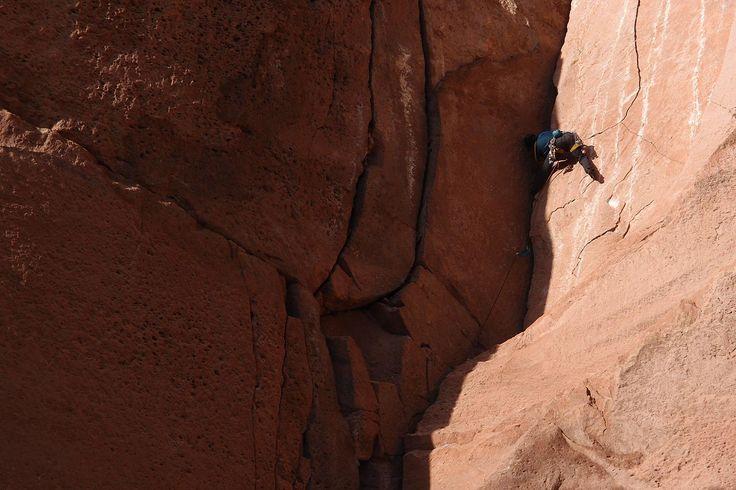Rock Climbing   San Pedro de Atacama