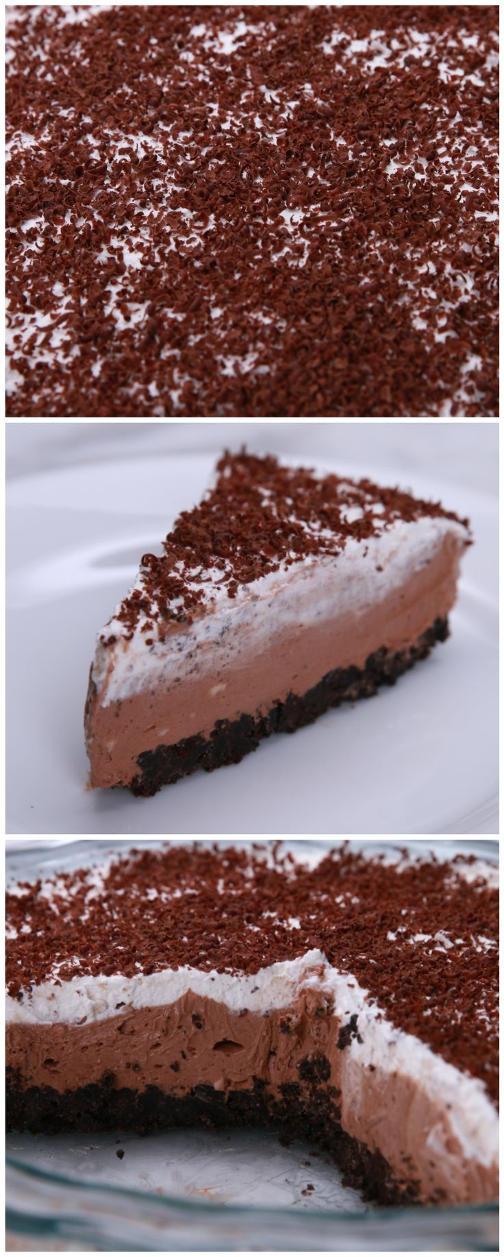No-Bake Nutella Cheesecake