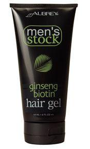 Aubrey® Men's Stock Ginseng Biotin Hair Gel 6oz