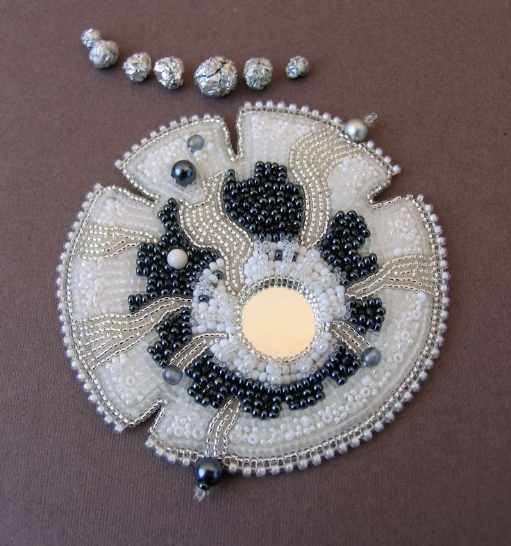 Best bead embroidery jewelry images on pinterest