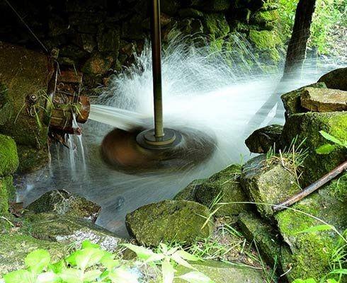 Morile de apă cu ciutură şi butoni de la Sicheviţa
