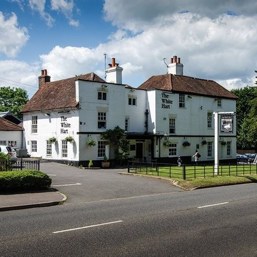 The White Hart Inn Sevenoaks Kent England Pub Accepts Englandholiday Travelpet Friendly