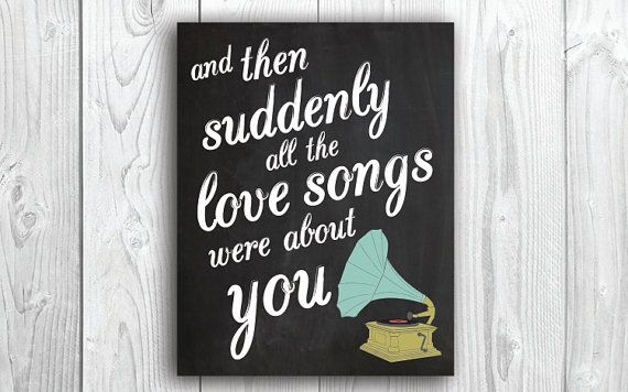 250 Best Wedding Songs For Every Occasion You Need: Chalkboard Quotes For Wedding Reception. QuotesGram