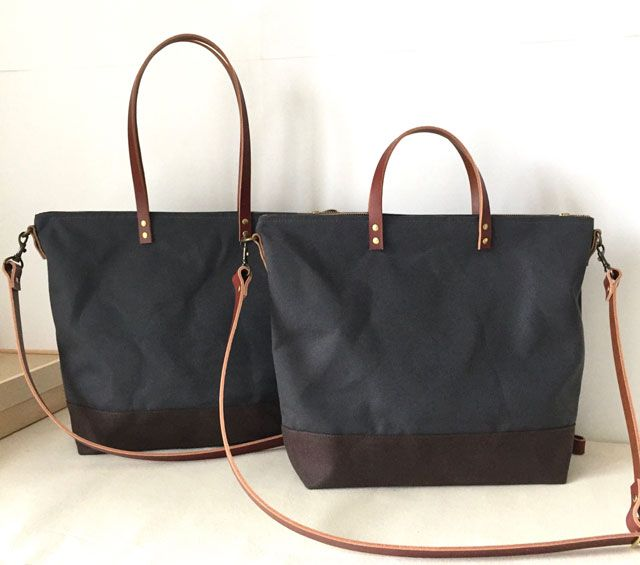 Utility Tote and Carrier Tote