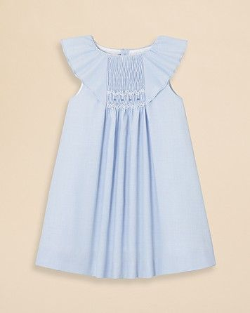 Jacadi Infant Girls' Smocked Dress - Sizes 6-23 Months | Bloomingdale's
